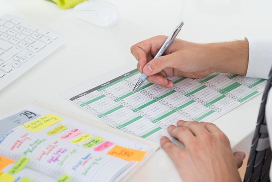 b2b customer converting promotional calendar